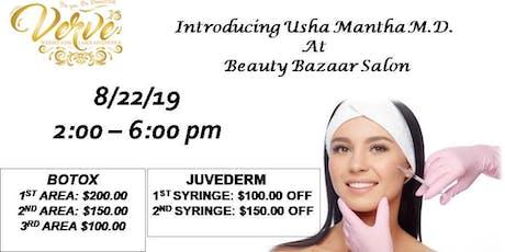 Beauty Bazaar Salon  tickets