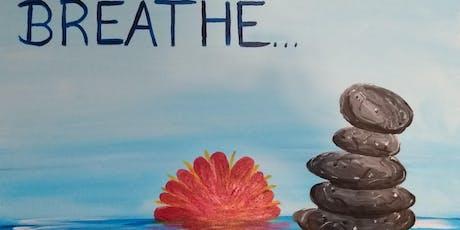 Holisticrats Yoga & Paint Event tickets
