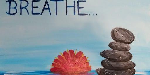 Holisticrats Yoga & Paint Event