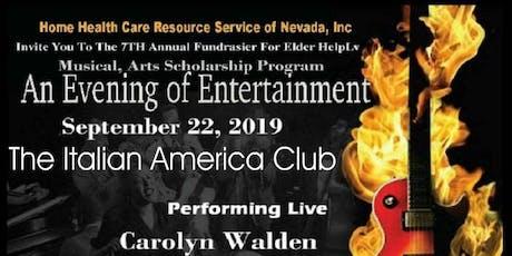 7th Annual Fundraiser for Elder HelpLv tickets