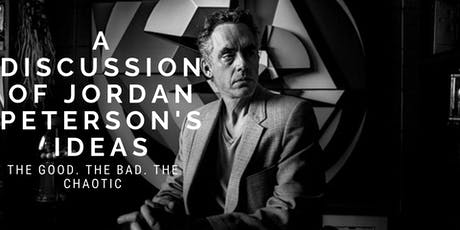 Discussing Jordan Peterson: The Good, the Bad, and the Chaotic tickets