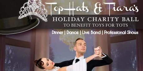 Holiday Charity Ball to benefit Toys for Tots tickets