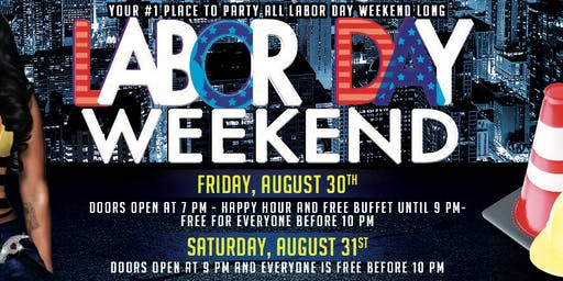Labor Day Weekend Friday