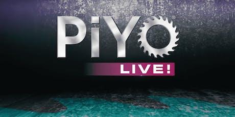 Welcome Week - PiYo Live tickets