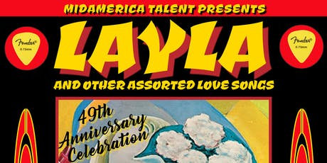 Layla & Other Assorted Love Songs – A 49th Anniversary Celebration tickets
