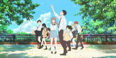 "KyoAni Charity Screening/ Raffle: ""A Silent Voice"" tickets"