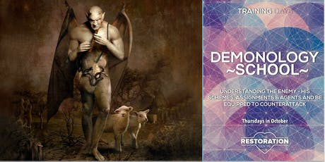 Demonology School Training Nights tickets
