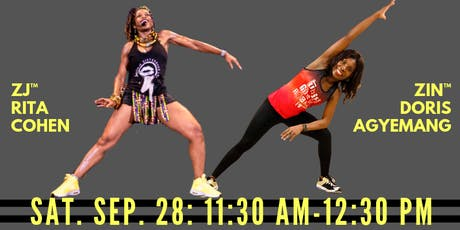 Zumba® Master Class: Fall FIESTA! tickets