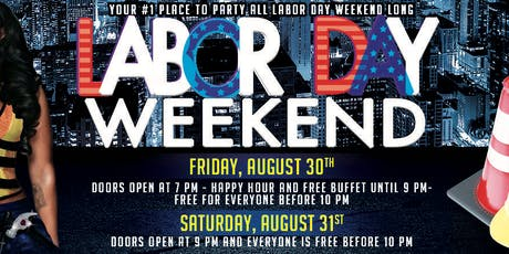 Labor Day Weekend Saturday tickets