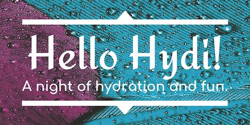 Hello Hydi!