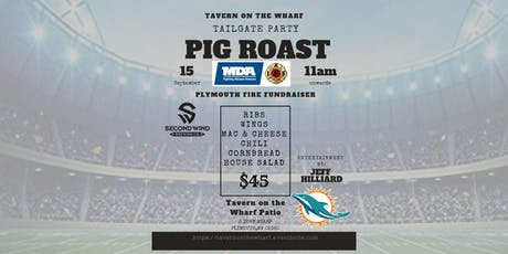 PFD MDA Pig Roast Fundraiser hosted  by Tavern on the Wharf tickets