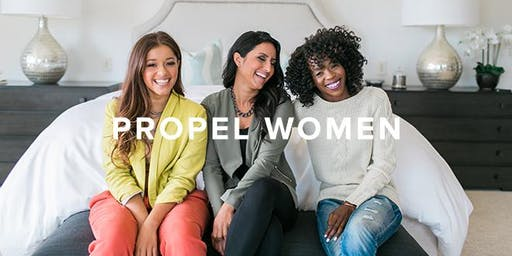 Propel Women Who Lead - New Curriculum: SUCCESS (Session 1 to 6)