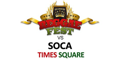 Reggae Fest Vs. Soca Saturday Night Live Playstation Theater, Times Square *Sep 21st* tickets