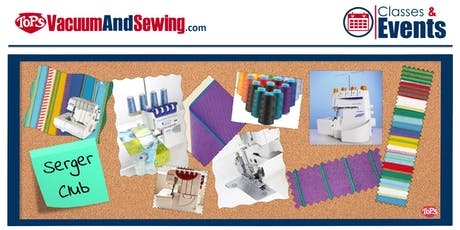 Serger Club | Lakewood Ranch tickets