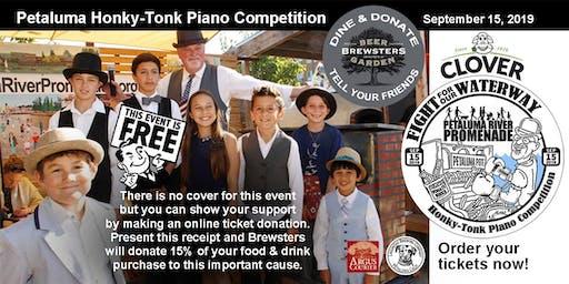 Petaluma Honky-Tonk Piano Competition - 2nd Annual