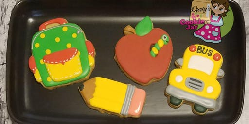 Back to School Basic Cookie Class