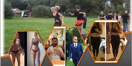 OS Fitness Aerobic Bootcamp tickets