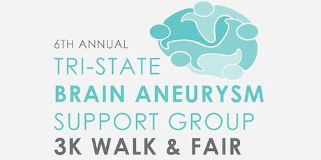 Tri-State Brain Aneurysm Support Group Walk tickets