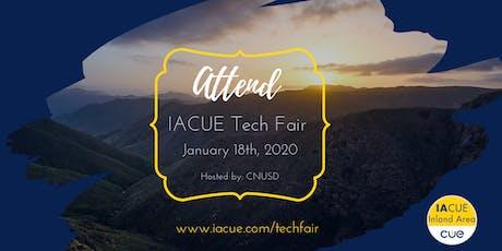 IACUE Tech Fair 2020 tickets