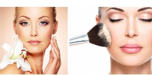 Séance d'information et de pratique, atelier sur les soins du visage et ....