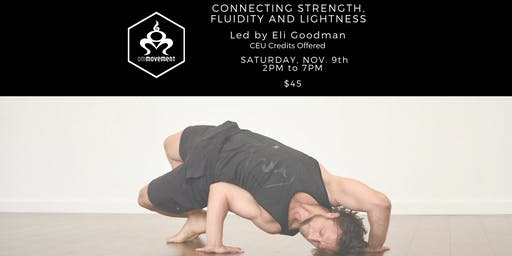 Connecting Strength, Fluidity and Lightness