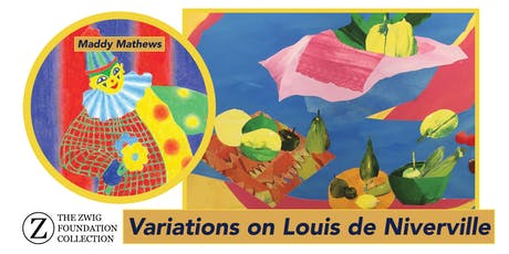 Variations on Louis de Niverville tickets