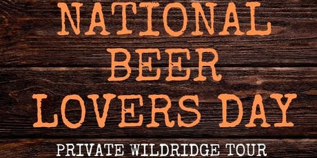 National Beer Lover's Day- Field Trip to TUPPs Brewery tickets
