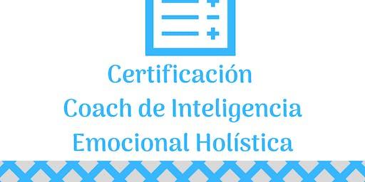 Certificación de Coach en Inteligencia Emocional Holística©