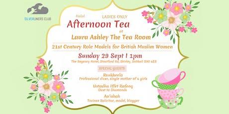 Afternoon Tea at Laura Ashley - Birmingham tickets