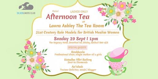 Afternoon Tea at Laura Ashley - Birmingham