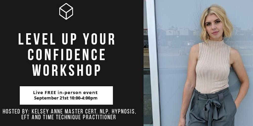 Level Up Your Confidence Workshop