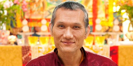 """Yangsi Rinpoche - Commentary on """"The Root Verses on Ganden/Kagyu Mahamudra"""""""