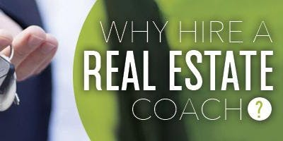 In Person One-On-One Real Estate Coach