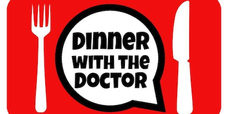 Dinner with the Doctor at CAMP Rehoboth - FREE SEMINAR! tickets