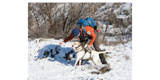 Pybus University: Winter Wilderness Survival with Live Rescue Dog Demonstration