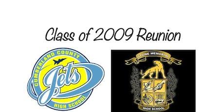 CCHS/SMHS Class of '09 Reunion tickets