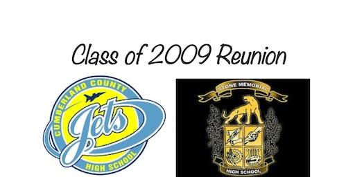 CCHS/SMHS Class of '09 Reunion