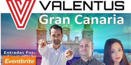 Evento Valentus Gran Canaria tickets