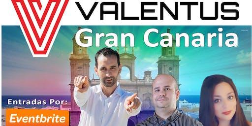 Evento Valentus Gran Canaria