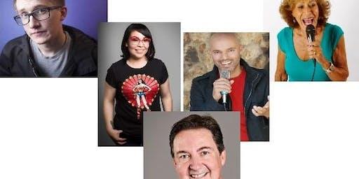 Comedy at Cine Cuvee-Sep 4
