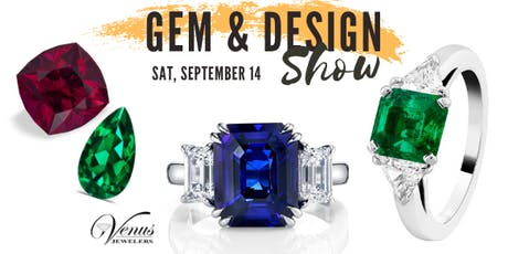 Annual Gem & Design Show tickets
