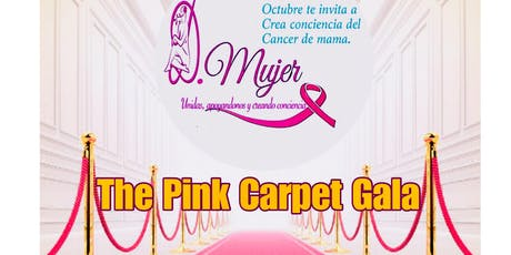 D.mujer  Pink Carpet Gala tickets