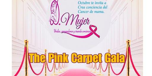 D.mujer  Pink Carpet Gala
