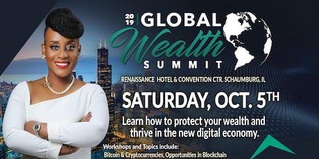 2019 Global Wealth Summit tickets