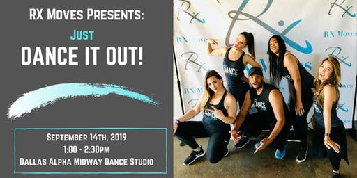 RX Moves Presents : Dance It Out !