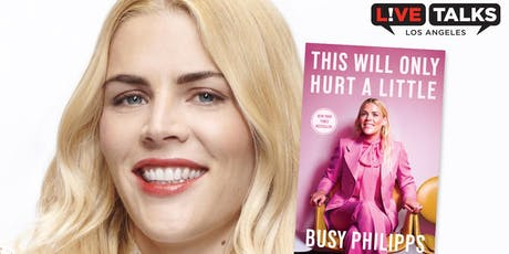 An Evening with Busy Philipps tickets