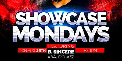 Showcase Mondays feat Nate Stevens Musik