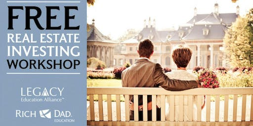 Free Real Estate Investing Workshops by Rich Dad Education
