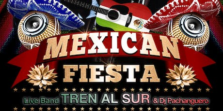 Mexican Independence Fiesta tickets