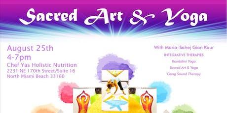 ARTE & YOGA tickets